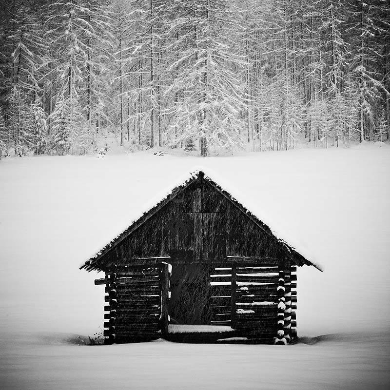 Snow Hut-Austria