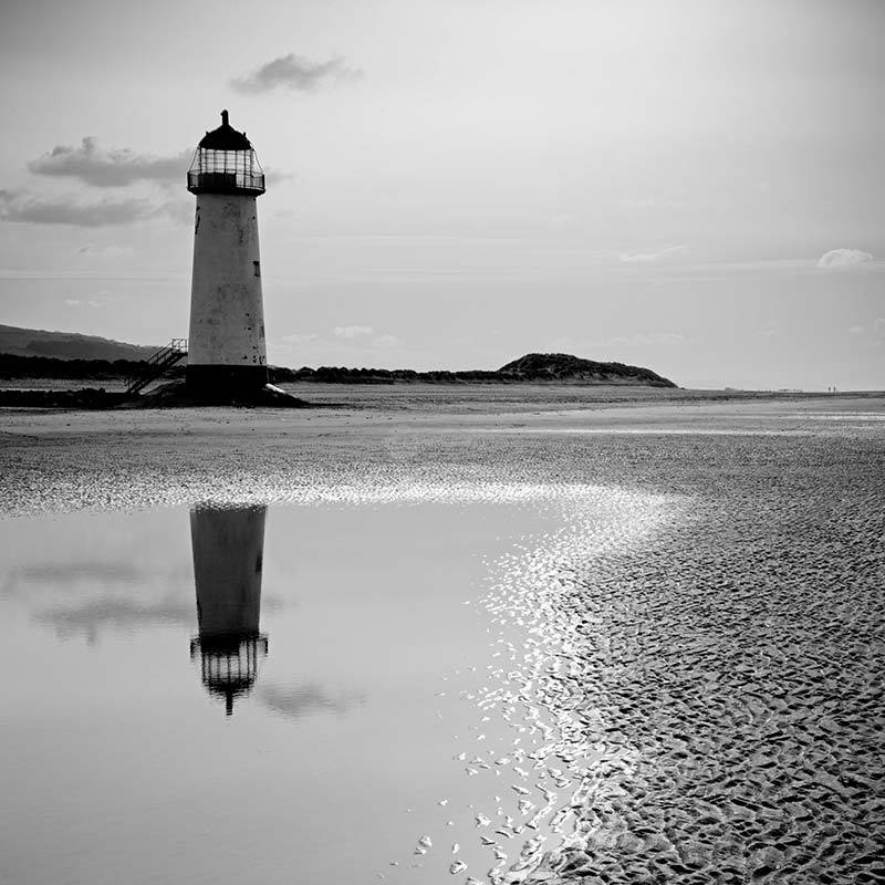 Lighthouse Reflected