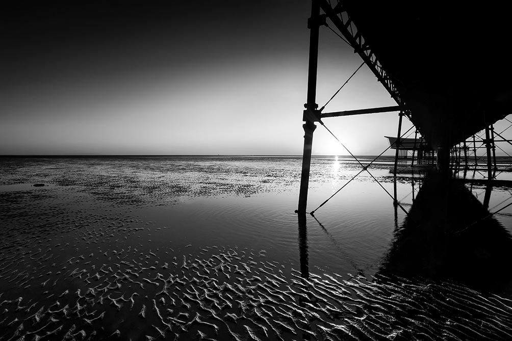 Pier Reflections-Southport