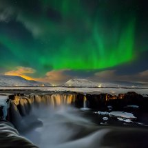 Dance Of The Aurora-Iceland