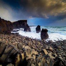 Ocean Storm, Iceland