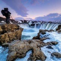 Godafoss-Iceland