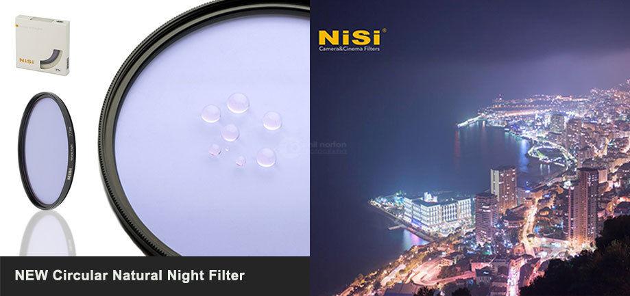 New Natural Night Filter Circular