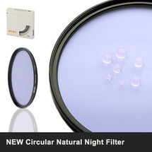 New Natural Night Filter Circular