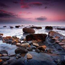 Early Dawn Saltwick Bay I