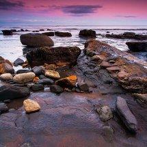 Early Dawn Saltwick Bay II