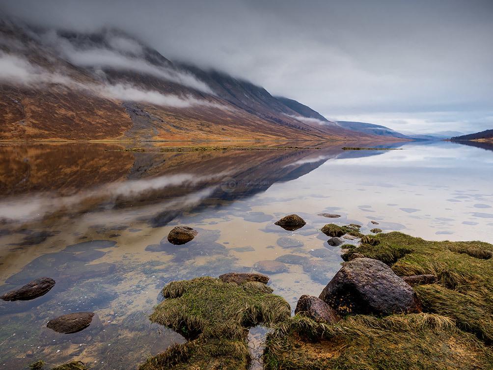 Reflections Loch Etiv