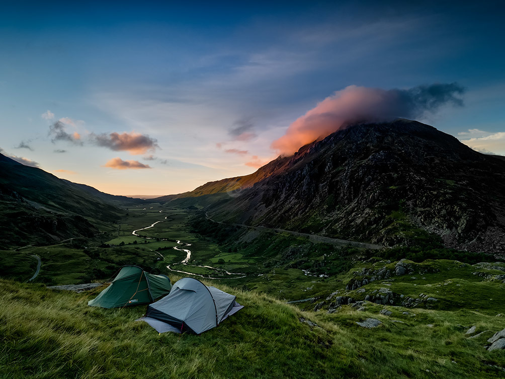 Snowdonia Idwal Wildcamp