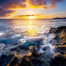 Dawn in Javea-Spain II