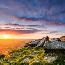 Alderman's Hill Sunset II