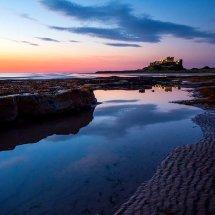 Bamburgh Pre-dawn