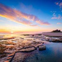 Bamburgh Dawn