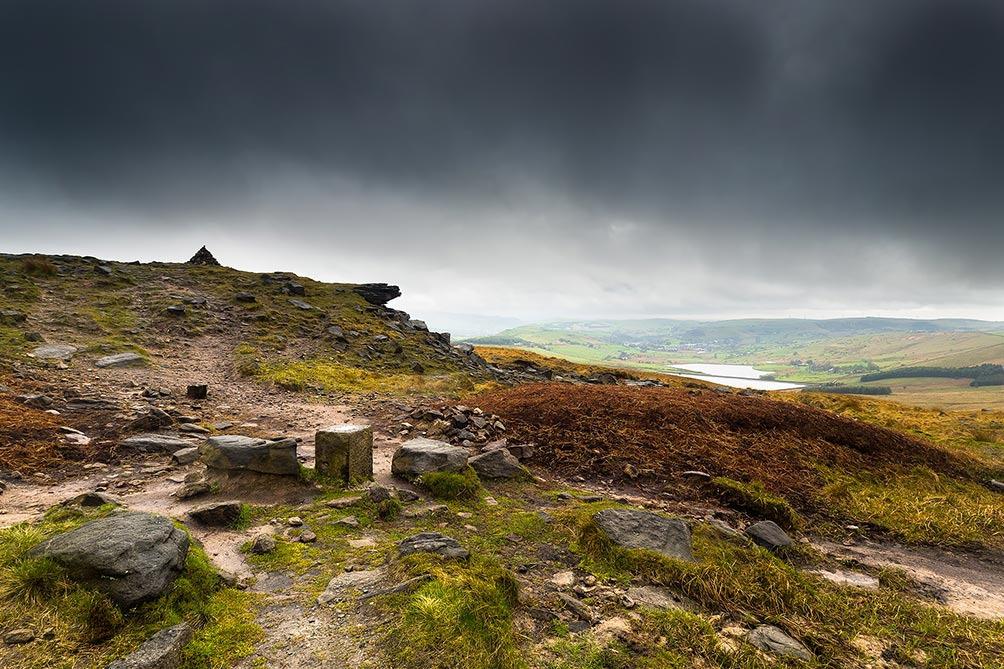 The Valley-Castleshaw Moor