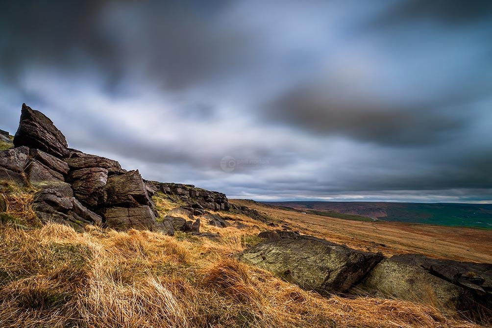 Racing Clouds-Castleshaw Moor