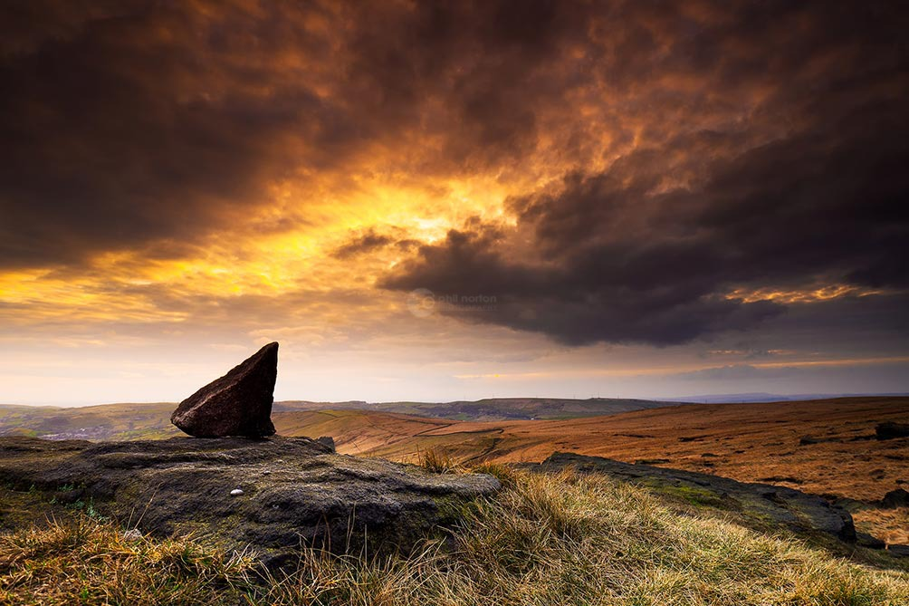 The Point-Castleshaw Moor