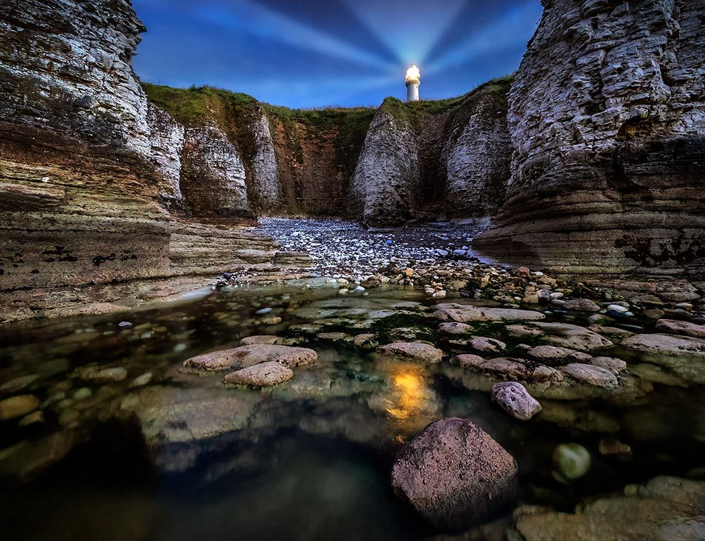 Selwick's Bay Illuminated