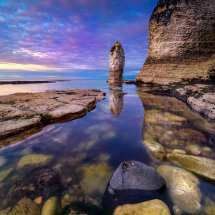 Sellwick's Sea Stack
