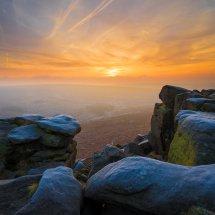 Frosty Sunrise-Higger Tor