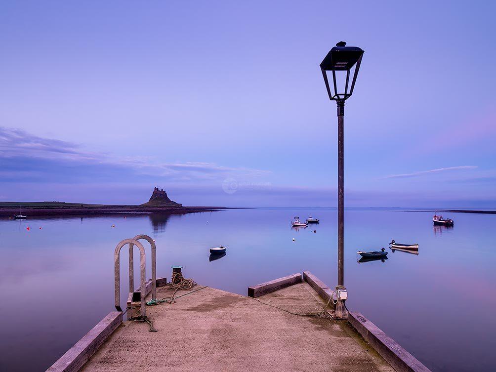 The Lamp, Holy Island