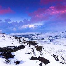 Winter Snow-Marsden Moor 3