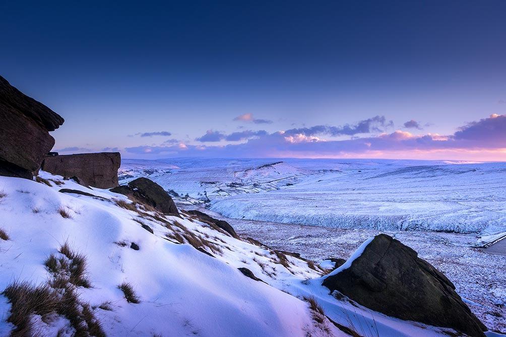 Winter Snow-Marsden Moor 4