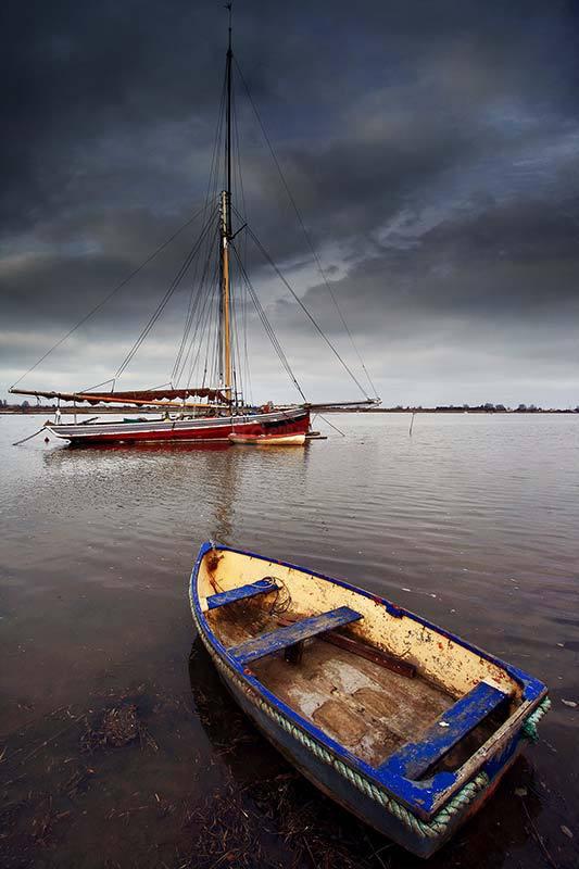 Mersea Island Boats II