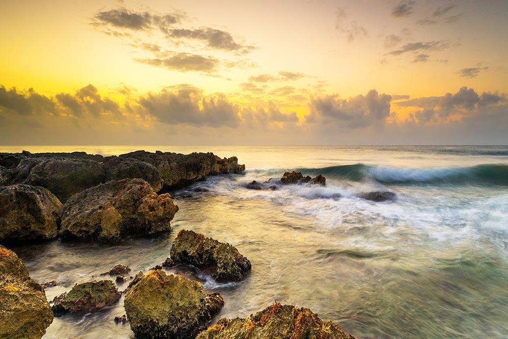 Dawn On The Peninsula III