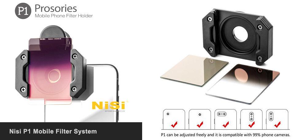 Nisi P1 Mobile Filter Kit
