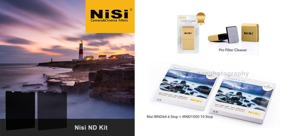 Nisi Pro Long Exposure ND Kit