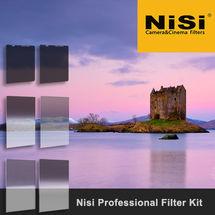 Nisi Pro Grad Filter Kit