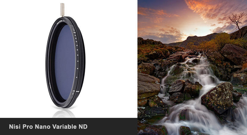 Pro Nano Variable ND 1.5-5 Stops