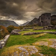 Dolbadarn Castle -Snowdonia II