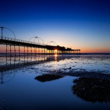 Southport Pier Sunset III