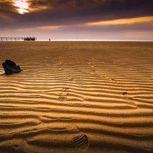 Sand Ripples Spurn Point