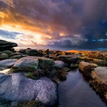 After The Storm-Stanage Edge