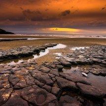 Rhossili Bay Sunset II