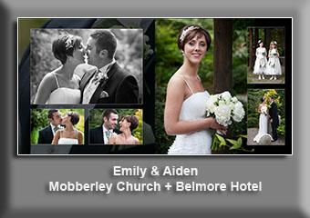 Wedding Mobberley Church