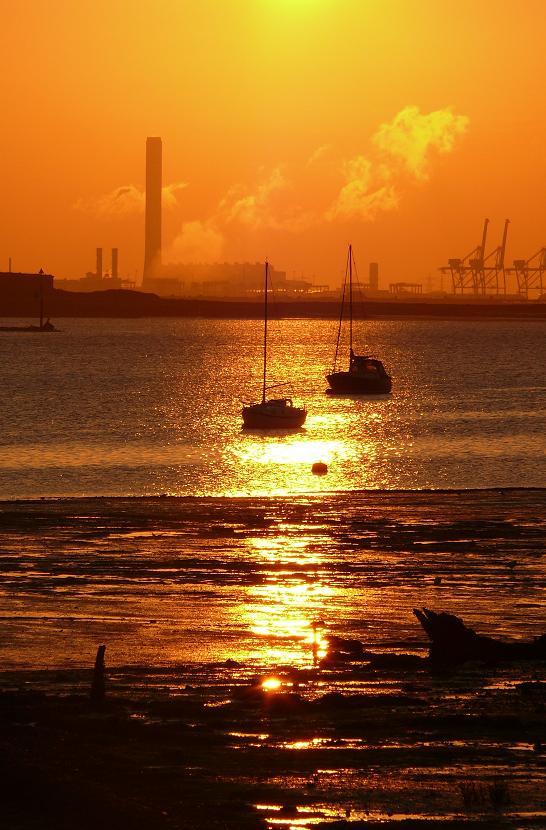 Industrial Sunrise (2)