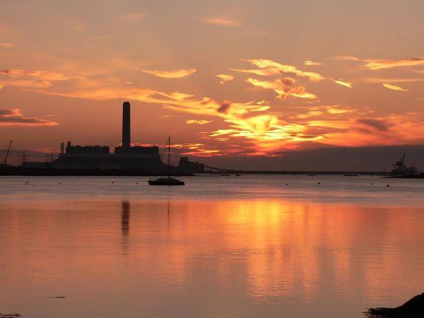 Industrial Sunrise (3)