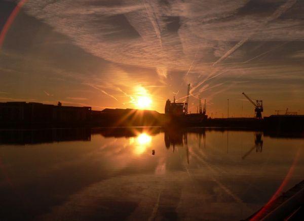 Industrial Sunrise (5)