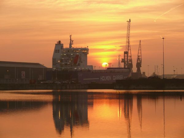 Industrial Sunrise (7)