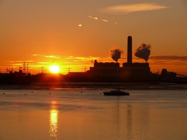 Industrial Sunrise (8)