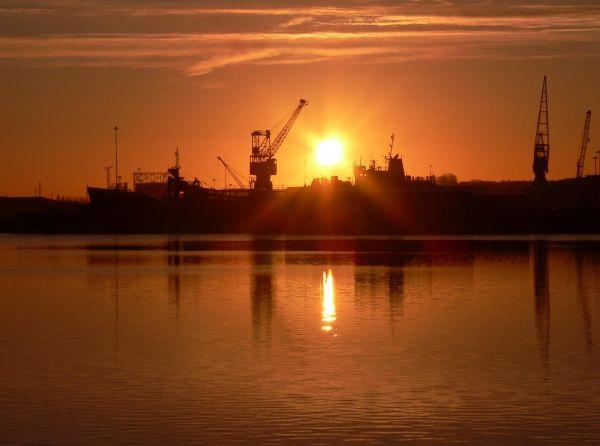 Industrial Sunrise (9)