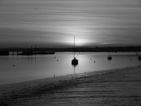 St Mary's Island at dawn (2)