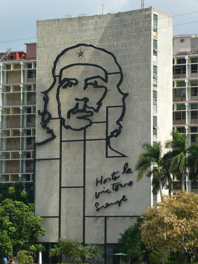 Che Guevara Sculpture