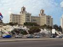 Hotel on Malecon Havana