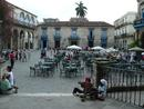 A Central Plaza in Havana