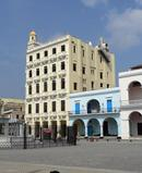 Square in Central Havana