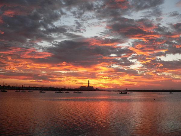 Spectacular morning sky (1)