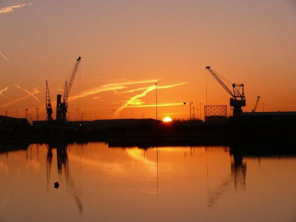 Industrial Sunrise (12)
